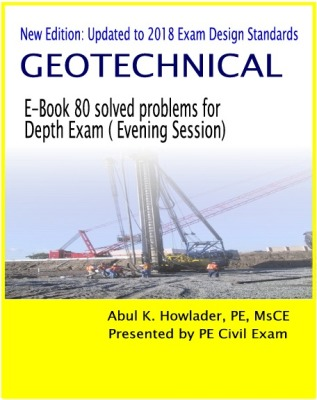 Pe civil exam for engineer free study materials engineering e books geotechnical pdf fandeluxe Image collections